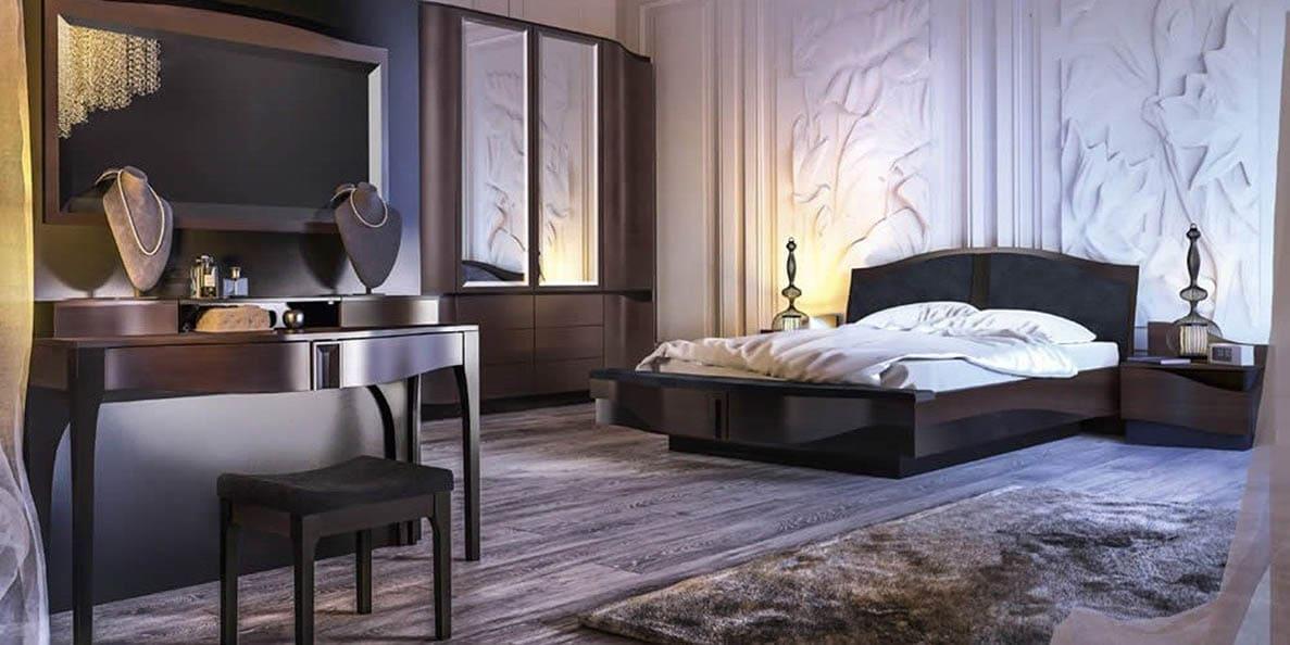 Sypialnia Diuna